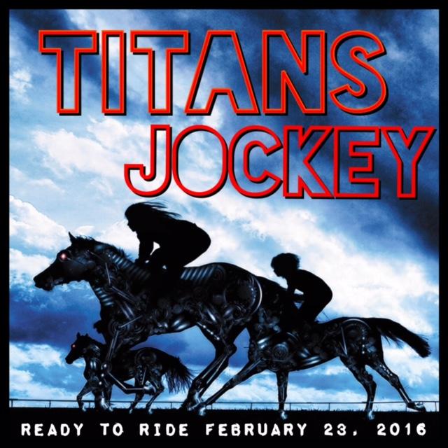 I'm a Titans Jockey!