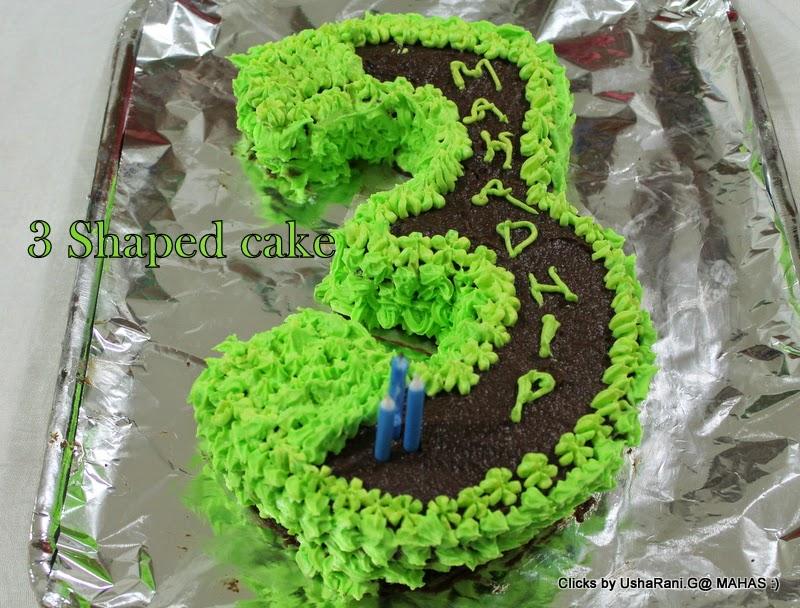 Mahaslovelyhome Mahadhip 3rd birthday picturesCelebration time
