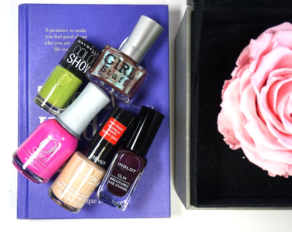 FAN MAIL FRIDAYS: Best Nail Polish for your Skin tone + Apply Nail ...