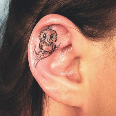 Kreasi Tatoo,Tatoo,seni tatoo