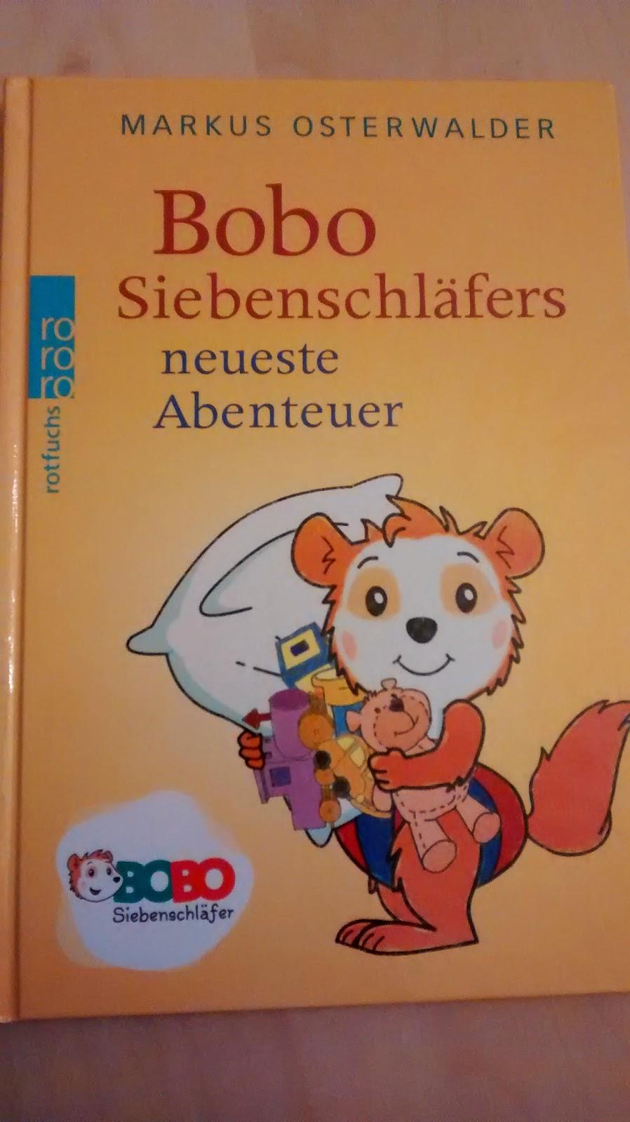 Runzelfuesschen Rezension Bobo Siebenschläfers neuste Abenteuer