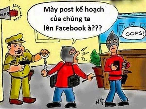 Thơ vui Facebook