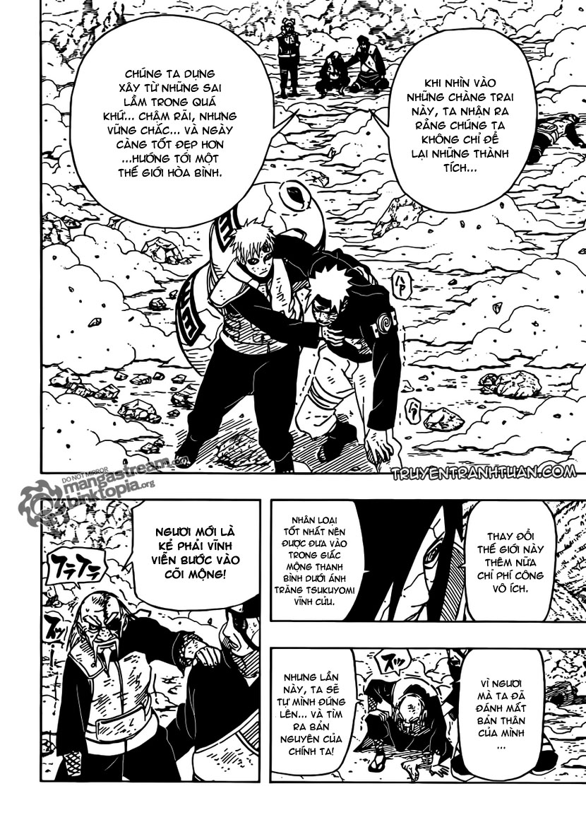 Naruto - Chapter 562 - Pic 4