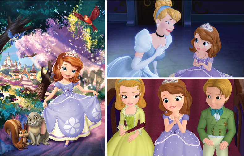 Sofia The First is an