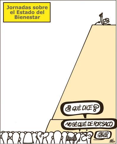 JORNADAS SOBRE EL ESTADO DEL BIENESTAR