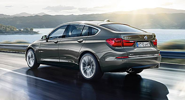 2016 BMW 5 Series Redesign Canada