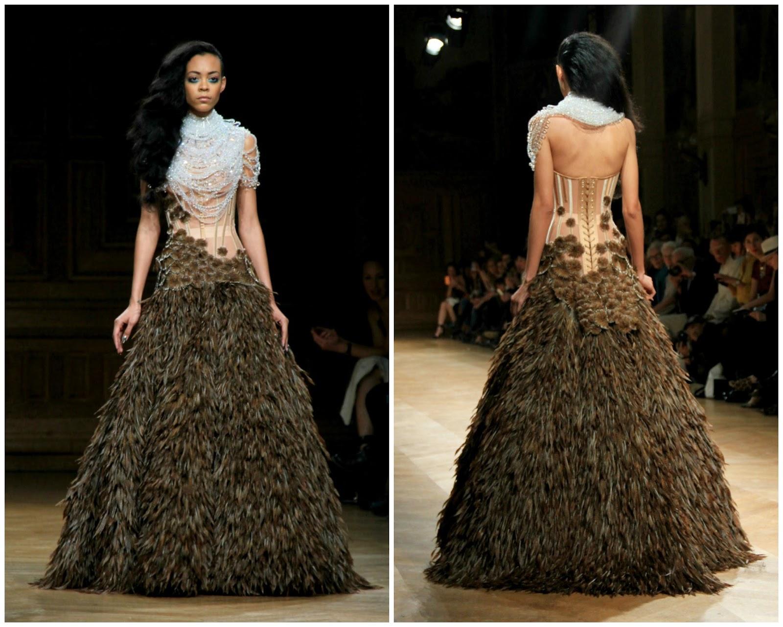 Serkan cura haute couture fall winter 2014 2015 signorfandi for Haute couture members