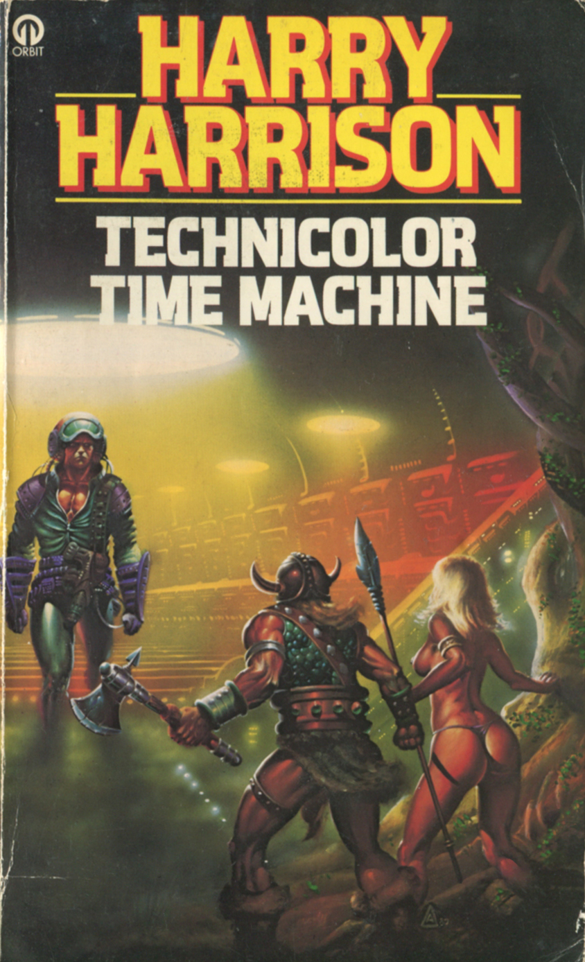 the technicolor time machine
