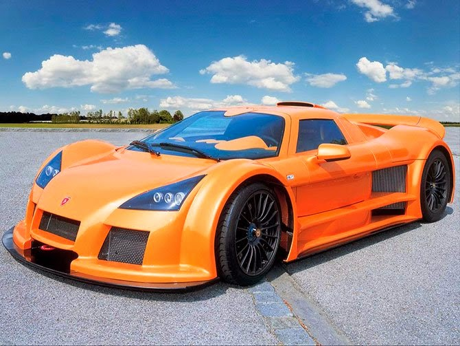 Gumpert Apollo: