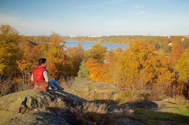 autumn, Stockholm,sweden,swedia,travel,autumn experience,musim gugur, Hagaparken