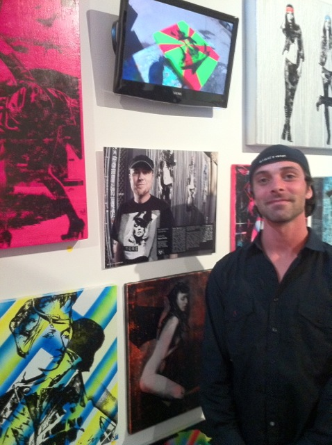 Miami Art Week, Art Basel by Sean Murdock artist, photographer, Miami, San Francisco, Los Angeles, New York
