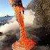 This Video of Lava Spilling into the Ocean Will Leave You Both Terrified and Oddly Satisfied