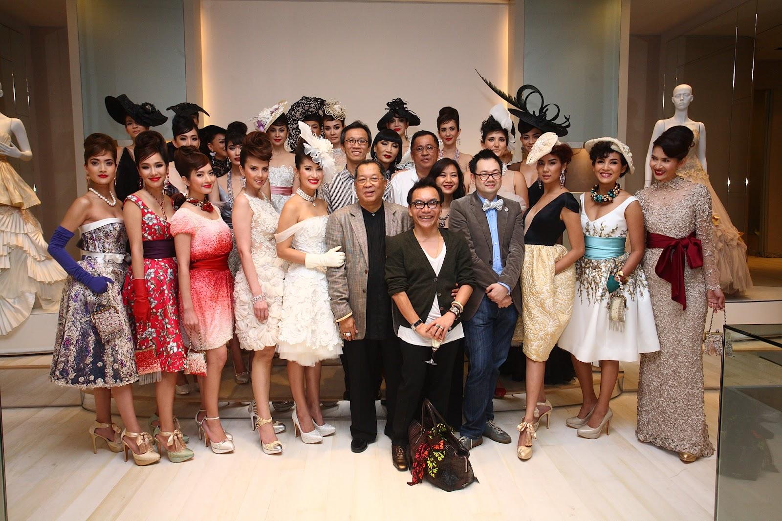 Dasha S Fashion Kai Is The Designer For The Thai Royal Family