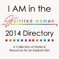 I MADE THE 2014 SPIRITED WOMAN DIRECTORY