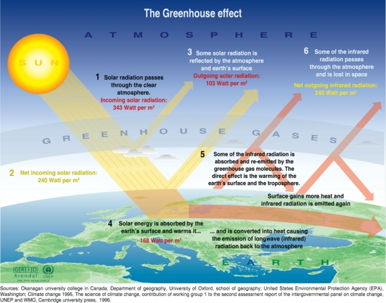 an analysis of the greenhouse effect in the environment Earth & environment the enhanced greenhouse effect  over the past 50 years and the analysis of air bubbles  the enhanced greenhouse effect and climate.