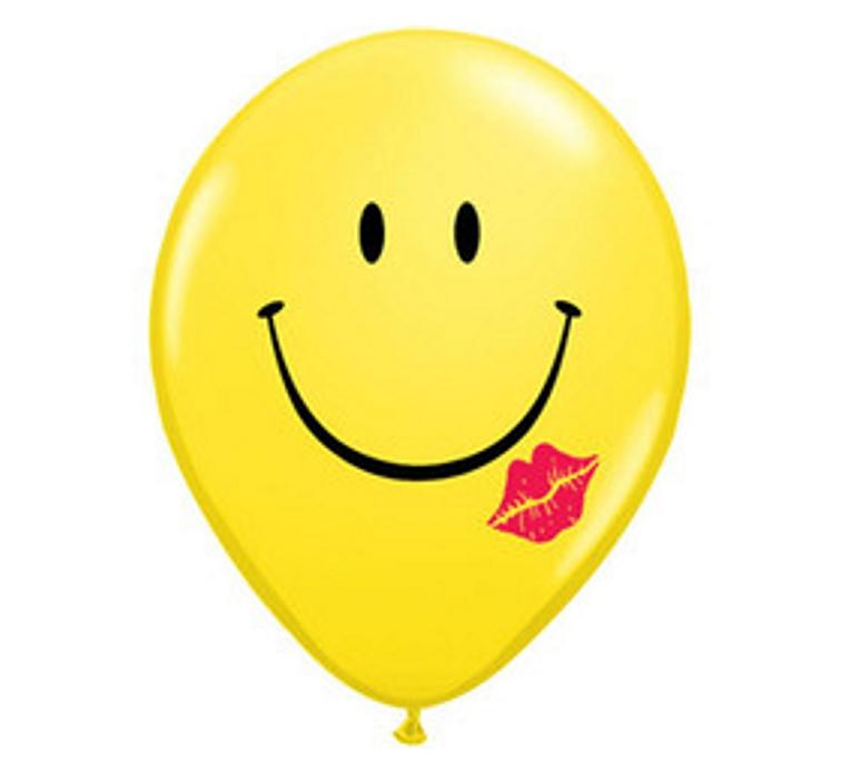 Balony napełniane helem
