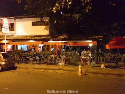 Restaurante Marinata: Fachada da unidade do Stiep