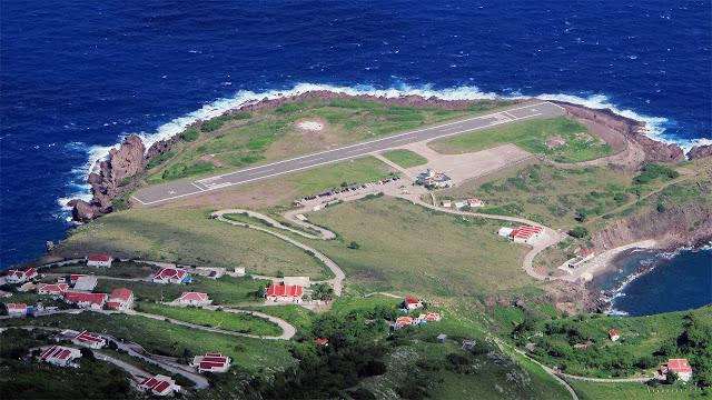 Aeropuertos peligrosos: Aeropuerto Juancho E. Yrausquin