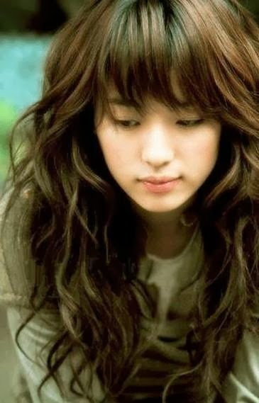 Different Hairstyles: Charming korean hairstyles for girls 2014 (new)