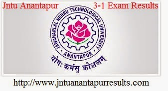 B.Tech  [R09] 3-1 Semester Regular Exam Results