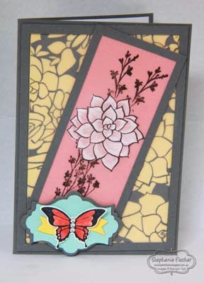 Stampin' Up! Saleabration 2015 Nature's Perfection