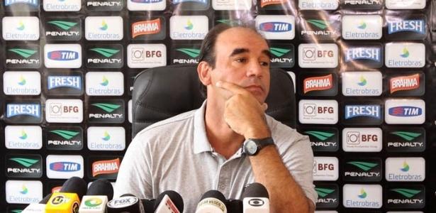 Ricardo Gomes é o novo técnico do Botafogo; depois de um AVC pode ter um AC
