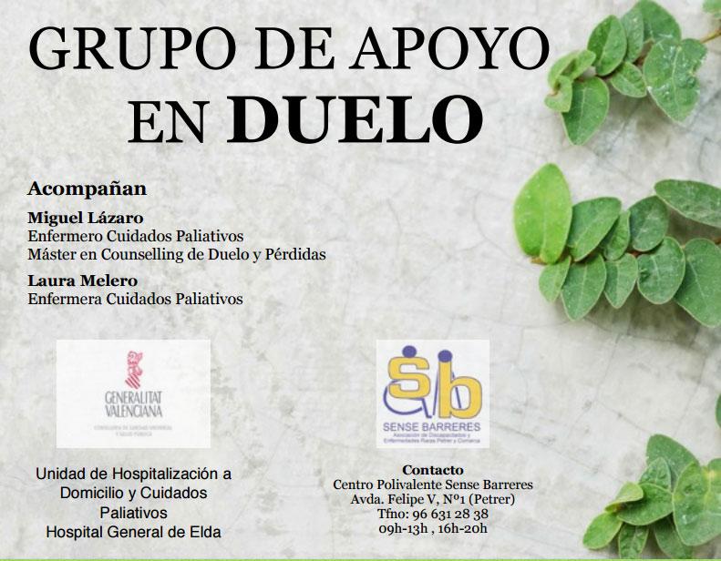 GRUPO DE APOYO EN DUELO