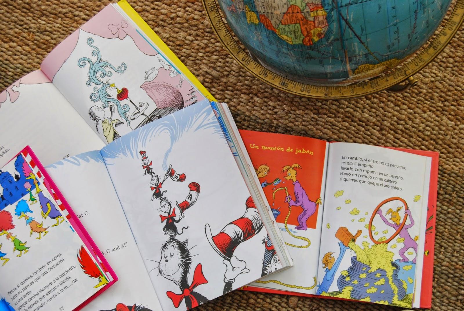 El fantástico mundo del Dr. Seuss