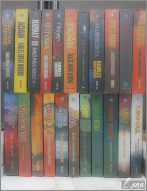 Karya ramlee awang murshid, Novel semangat hutan, trilogi tombiruo, semangat hutan ramlee awang murshid