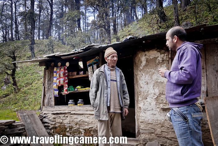 Trek To Sirolsar Lake Near Jalori Pass In Himachal Pradesh India