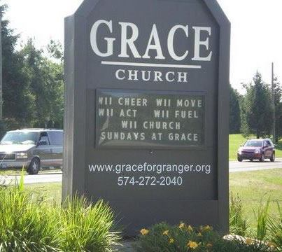 The Ironic Catholic: Head-shaking Church Sign Week Continues