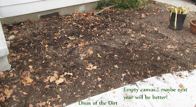 Divasofthedirt, blank space for next year