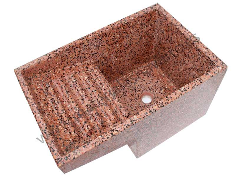 Materiales renau sl lavaderos de granito for Lavadero de granito