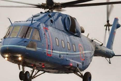 Helikopter Mi-38