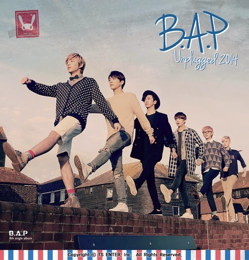 "B.A.P. regresará con un single acústico titulado ""B.A.P Unplugged 2014"""