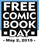 FREE Comic Book Day is coming...