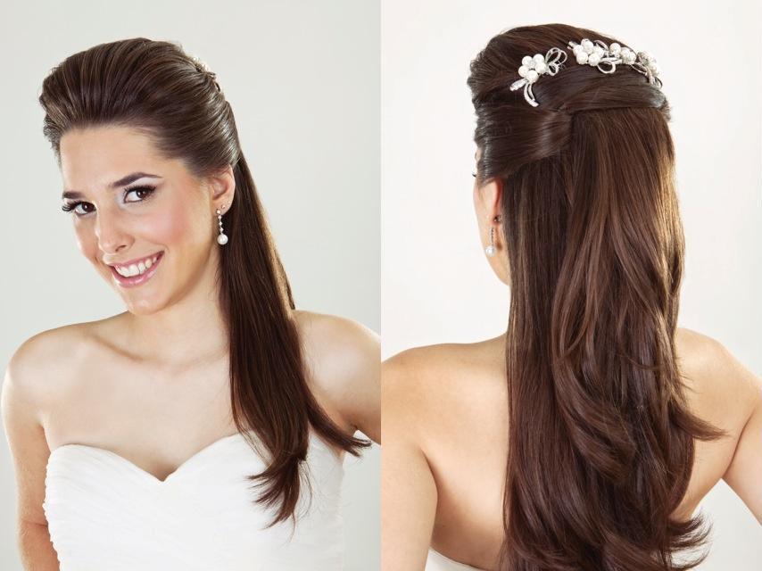 Penteados para noivas: escolha o que melhor combina com