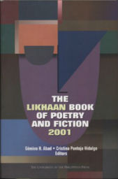 The Likhaan Book of Poetry and Fiction 2001, UP Press, Quezon City