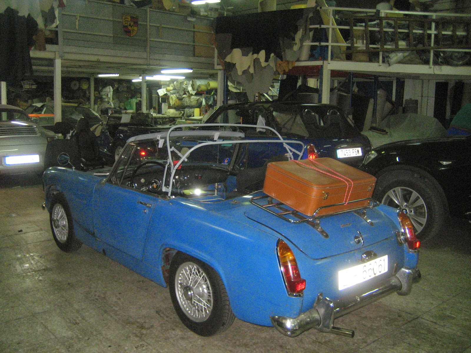 WTB \'64 Midget Top Frame and Parts [California, USA] : Buy, Sell ...