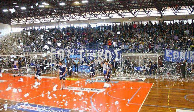 Δημιουργείται Λέσχη Φίλων Εθνικού Αλεξανδρούπολης Volleyball Team