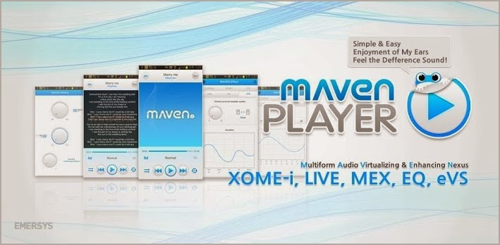 MAVEN Music Player (Pro) v1.26.94 Apk Full