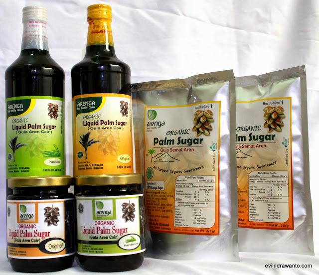 mengapa menggunakan arenga palm sugar