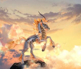 Binatang Mitologi Dunia yang Melegenda - Kirin