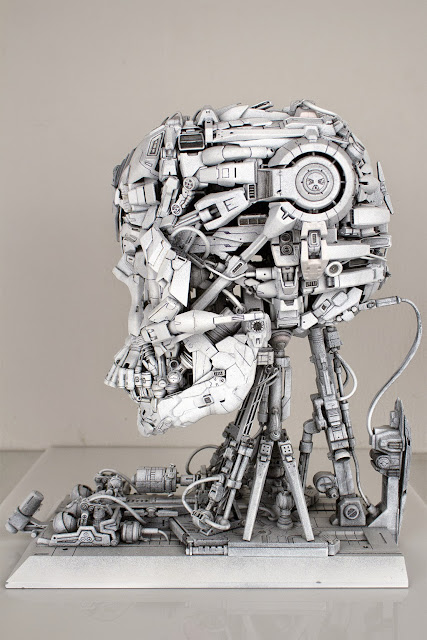 gundam model kits stand base bandai head display