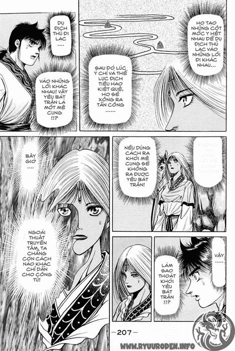 Chú Bé Rồng - Ryuuroden chap 46 - Trang 66