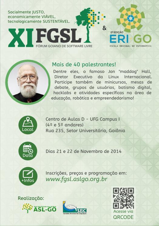 Participe do FGSL, saiba mais!