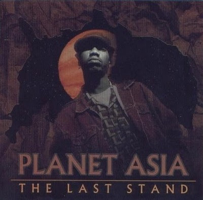 Planet Asia – The Last Stand EP (CD) (2000) (FLAC + 320 kbps)