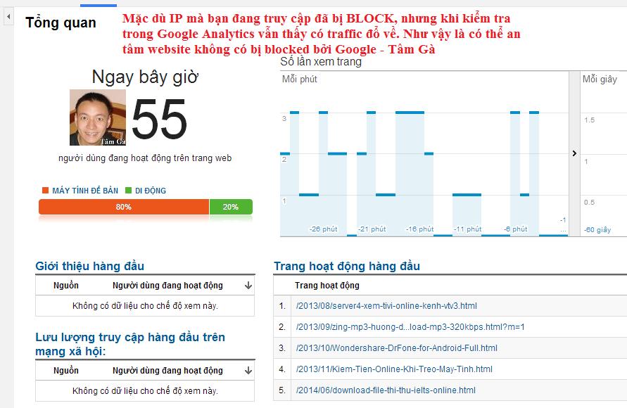 truy cập websites bằng Google Translate