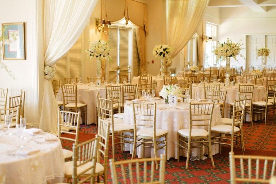 Sherwood Country Club Wedding Food