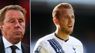 Harry Redknapp - Harry Kane Tottenham Hotspur